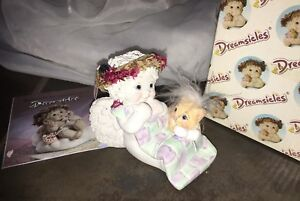 Dreamsickles Comfy Kitty Figurine~Hallmark Gold Crown Exclusive 11044