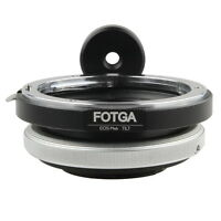 Tilt Shift Adapter Ring For Canon EOS EF Lens to Micro Four Thirds M4/3 Olympus