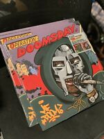 MF DOOM‎–OPERATION DOOMSDAY Vinyl Exclusive Metal Face Edition 2xLP MadVillainy