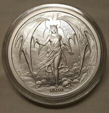 2016 Temptation of the Succubus 2oz Silver Round Coin
