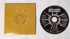 (2) Lot Jerry Garcia Twisted Radio Waves Bonus CD Dr. Demento 1972 Grateful Dead