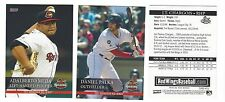 COMPLETE 2017 ROCHESTER RED WINGS TEAM SET MINOR LG AAA MINNESOTA TWINS