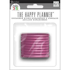 Create 365 Happy Planner Expander Pink Rings Me & My BIG Ideas!