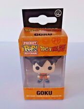 Funko Pocket Pop! Goku Dragon Ball Vinyl Key Chain - New in Box