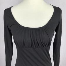 MODA INTERNATIONAL by Victoria's Secret long sleeve black dress size small S