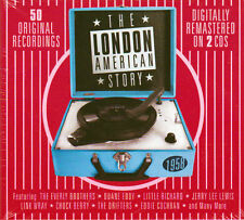 THE LONDON AMERICAN STORY 1958-ORIGINALS-NEW SEALED 2CD