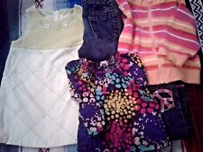 Girls 18-24M Spring Clothing Lot 5 Pc Gymboree Carter Old Navy Amy Coe Jeans Jkt
