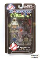 Ghostbusters Minimates Amazon Video Game Box Set