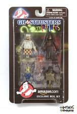 Ghostbusters Minimates Amazon Video Game Box Set