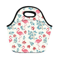 Animal Insulated Cooler Lunch Bag Women Picnic Storage Box Portable Tote Cool