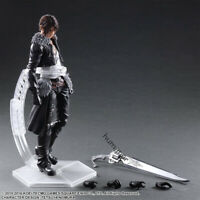 SQUARE ENIX Play Arts Final Fantasy 8 Squall Leonhart  Action Figure Model Toy