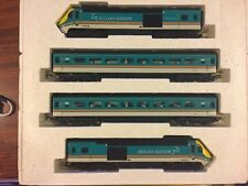 Hornby Model Train MIdland Mainline 125 high speed Train Set