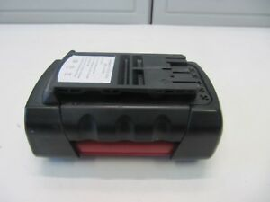 BOS-36(A) Ricambio Potenza Attrezzi Batteria Per 1600Z0003C Fattura Y02716