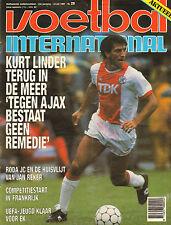 V.I. 1988 nr. 29  -  KURT LINDER / UEFA-JEUGD / RODA JC /TOULON