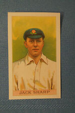 1912 Reeves Chocolates Cricket Prints by County Print 1993 - Jack Sharp.