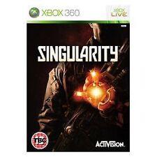 Xbox-Singularity (BBFC)/X360 GAME NEW