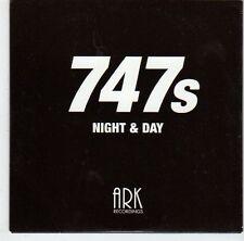 (EJ15) 747s, Night & Day - 2006 DJ CD