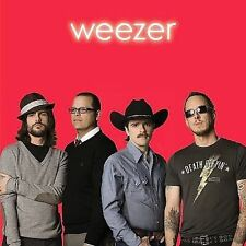 Weezer (Red Album) by Weezer (CD, Jun-2008, DGC) Brand New and Sealed