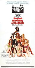 Beyond The Valley Of The Dolls Movie Poster 1970