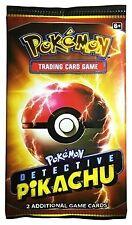 Pokemon Movie Promo Booster Pack Detective Pikachu SM190