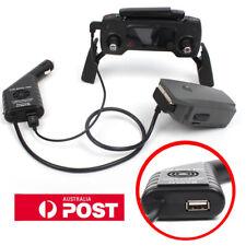 Car Battery Charger 12V-16V For DJI Mavic Pro Parts & Accessories Fast AU Seller