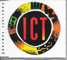 ICT - Lasciati tentare CDM 9TR Pop Rap Euro House Italo 1996 (DANZA) Holland