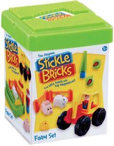 Stickle Bricks - Farm Set
