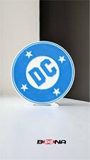 More details for decorative dc comics self standing logo display (1976 - 2005)