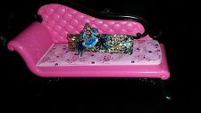 Crystals & CRABS Betsey J. JEWELRY Barrette Silk BEACHY!