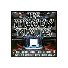 Live at The Royal Albert Hall With World Festival Moody Blues Audio CD