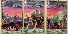 Ogre 1, 2, 3 Raft Connecting Cover Variant Source Point Press Only 100 Printed!