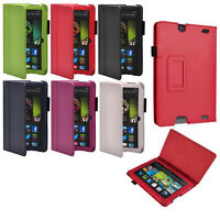"""High Quality Amazon Kindle Fire HD 7"""" 2013 Version PU Leather Smart Cover"""
