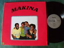 MAKINA (Moy Joyau - Timothey Herelle) - LP French 1987 RYTHMO-DISC 8385 33