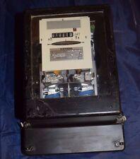 Siemens 7CM36 42-4N antiker Drehstromzähler Vintage (HR)