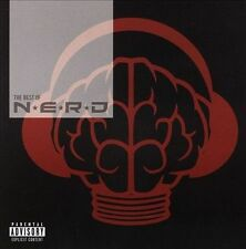 N.E.R.D. The Best Of CD BRAND NEW NERD