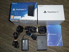SONY PLAYSTATION PS TV CONSOLE 1GB Black Vita PS4 Remote Play WiFi Streaming Box