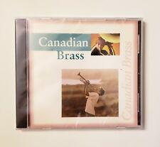 Canadian Brass CD 1998 BMG BRAND NEW