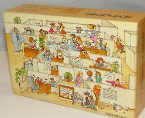 Springbok OUR AMAZE ING OFFICE Mini Puzzle 100 Pcs PZL4702 Vintage Hallmark