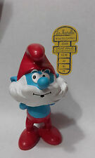 Le Grand Schtroumpf / Papa Smurf  en résine  COLLECTOYS