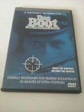 Das Boot - The Directors Cut (Dvd, 1997, Keep Case) Ws Jürgen Prochnow Rare