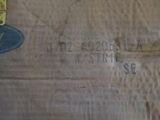 NOS 1977-1979 FORD RANCHERO, T-BIRD, LTD II LH DOOR SEAL/WEATHERSTRIP...NEW OEM