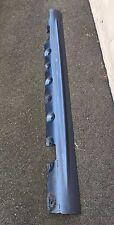 BMW E46 323ci 325ci 330ci Coupe Right Sill Trim Side Skirt Rocker Panel Cover
