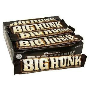 Annabelle's Big Hunk Chewy Nougat Candy Bars Taffy- 12ct