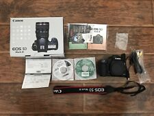 Canon EOS 5D Mark III  - (Body Only)