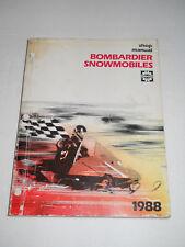 skidoo shop manual ebay rh ebay ca 1991 Ski-Doo Formula MX 1990 Ski-Doo Formula MX