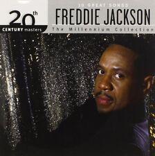 Freddie Jackson - Millennium Collection: 20th Century Masters [New CD]