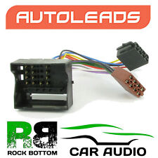 Autoleads PC2-84-4 Ford Focus 05> Car Stereo ISO Adaptor Plug Lead Harness Wire