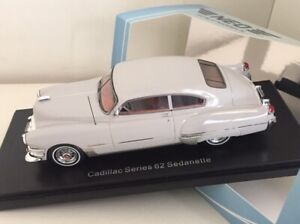 Cadillac Series 62 Club Sedanette Coupe 1/43 Neo Scale Models