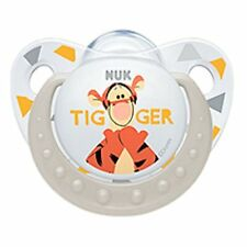 NUK Disney Winnie the Pooh Baby Pacifier 0-6 Months Silicone Unisex 3002-3