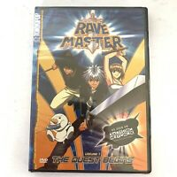 Rave Master - Volume 1: The Quest Begins (DVD, 2004) Anime DVD - New And Sealed